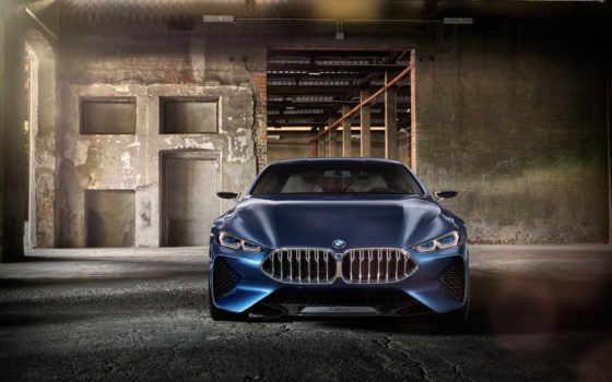 bmw, серия, coupe, concept, серий,