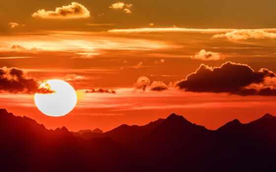 sun, закат, soleil, pic, pyrenee, hautespyrenee, montagne, гора, coucherdesoleil, celebrity, lac