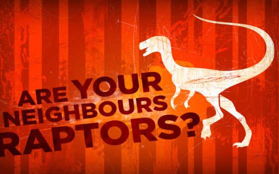 raptors, are