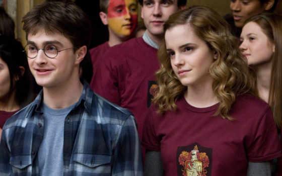 гарри, hermione, грейнджер
