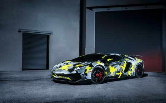 lamborghini, desktop, aventador, best, preview, фон,