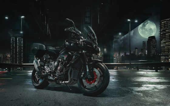 yamaha, mt, мотоциклы