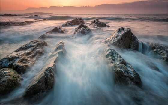 ocean, море
