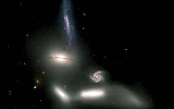 space, галактик