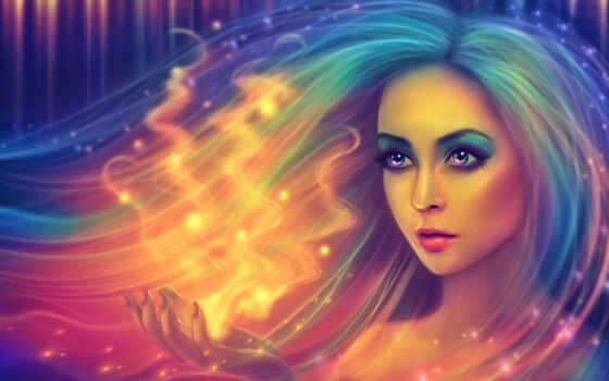 aurora, fantasy