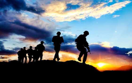 soldiers, военный, war, story, спец, история, season, mountains, закат,