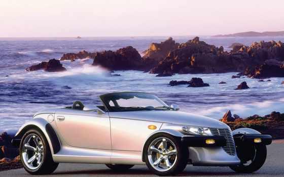prowler, plymouth, chrysler, характеристики, технические, автомобилей, цена,