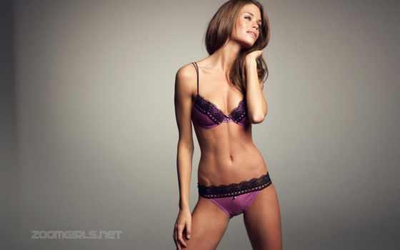 женщина, тело, красивый