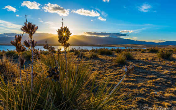 природа, озеро Фон № 15622 разрешение 1920x1200