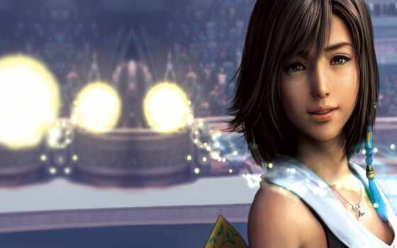 fantasy, final, yuna, desktop, game,