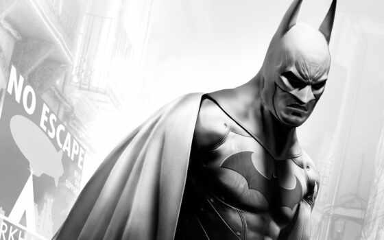 arkham, batman