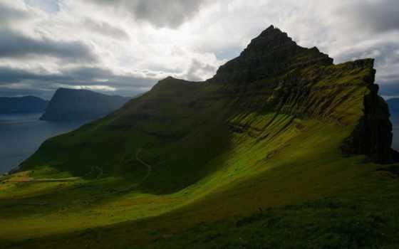 faroe, islands, trøllanes, острова, фарерские, trollanes, горы, takamura, flickr,