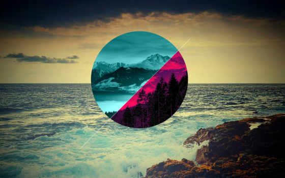 swag, красивые, горы, лес, illuminati, fone, самые,
