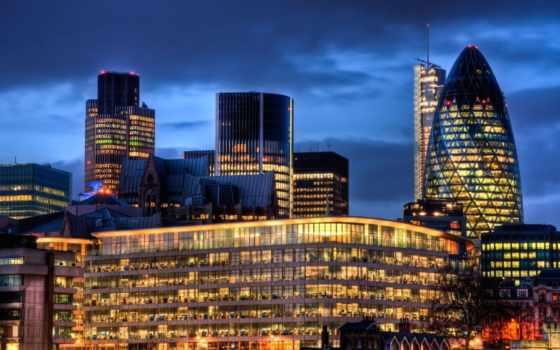 london, англия, ночь