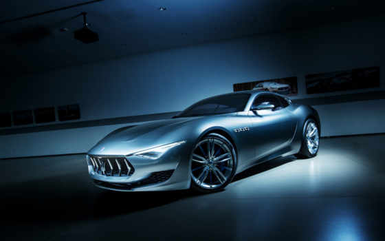 maserati, car, cars, alfieri, goodfon, desktop, авто,