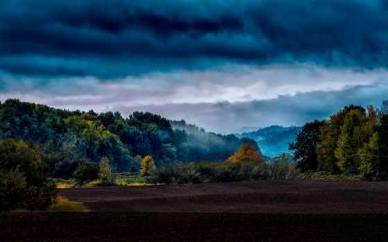 природа, горы, landscapes, пейзажи -, mountains, hills, лес, холмы, oregon, остров,
