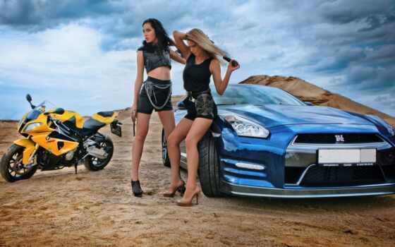 nissan, девушка, gtr, hummer, bmw, girls, пустыня, cars, devushki, youtube,