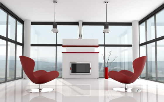 interer, комната, интерьеры, кресла, dizain, каминь, широкоформатные,