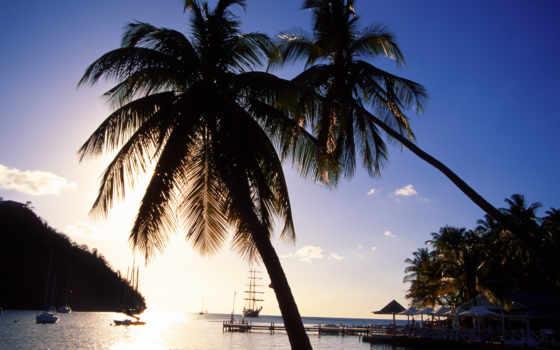 клипарт, карибские, острова