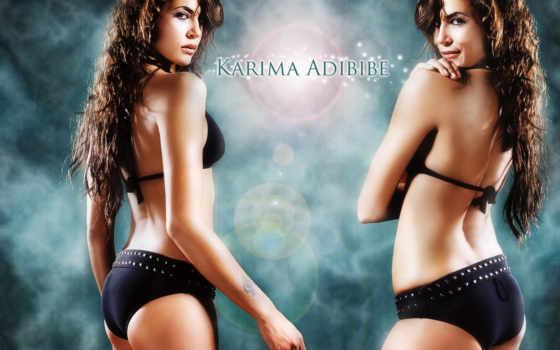 karima, adebibe, эротика