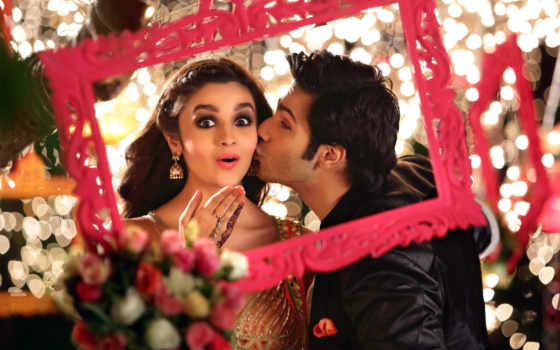 sharma, humpty, dulhania, песнь, movie, songs, saturday, varun,