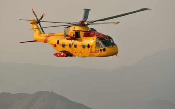 cormorant, вертолет, chỉ, search, rescue, air, канадский, сила, agustawestland,