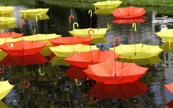 зонтики, дождем, под, разноцветные, прохождение, дождя, that, после, liveinternet,