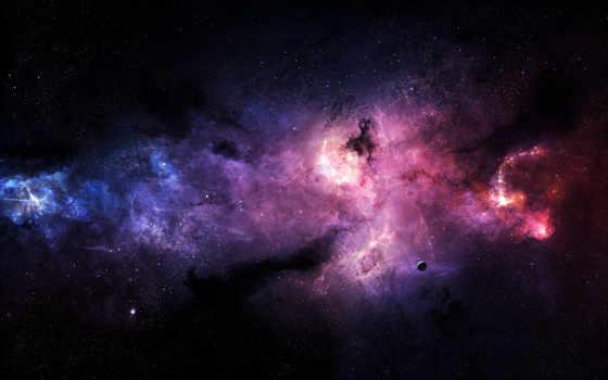 туманность, звезды Фон № 24159 разрешение 1920x1200