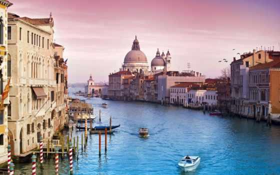 венеция, italy, город, италии,
