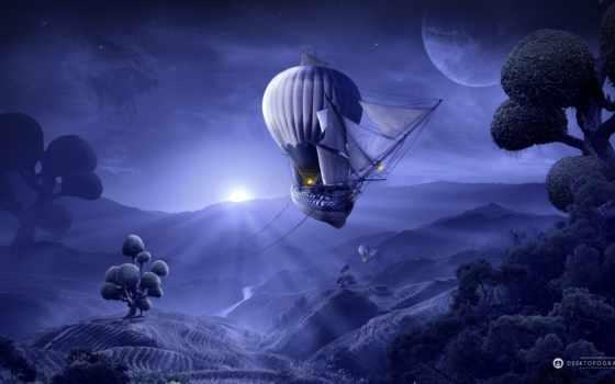 fantasy, корабли, корабль