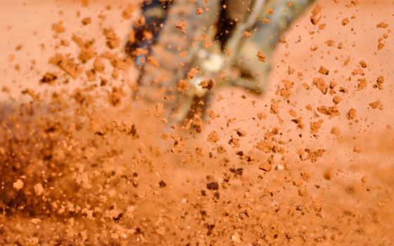 dirt, под, колёс, спортивные, моторалли,