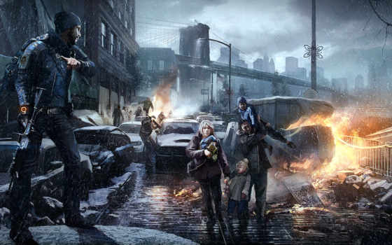 ,division, clancy, tom, game, игры,