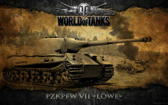 tanks, world