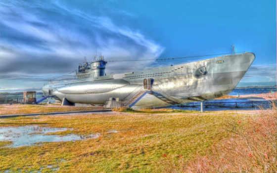 лодка, подводная