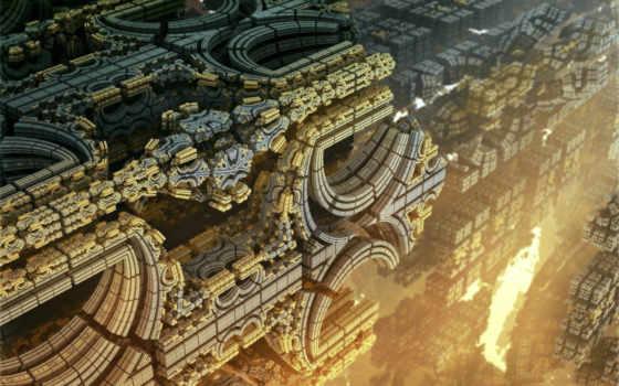 alien, strukture