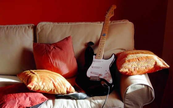 гитара, музыка, electro