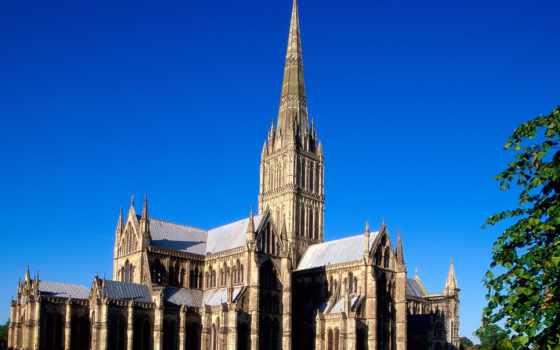 cathedral, salisbury, солсберийский, англия,