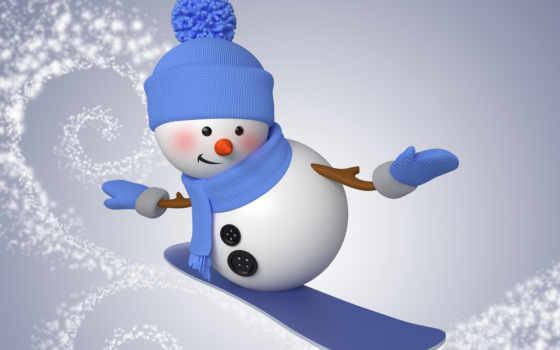 снеговик, christmas, pixels