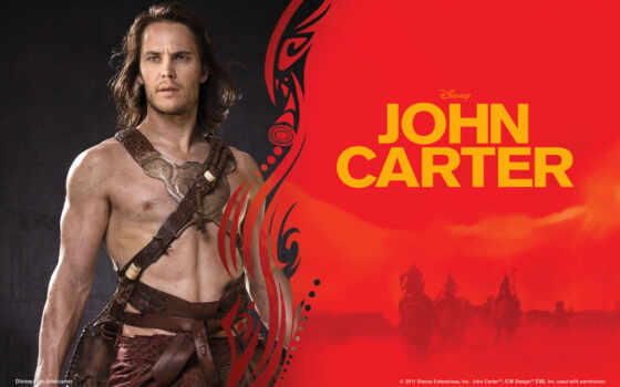 carter, john