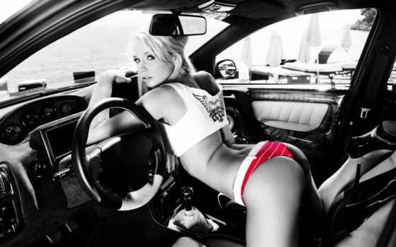 hot, print, car, плакат, cars, babe, женщина, mandy, lange, sexy, попы,