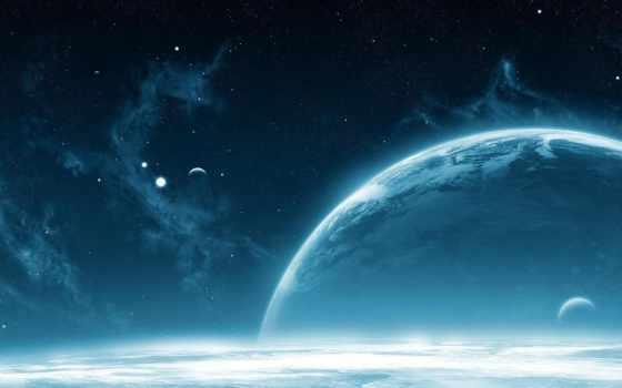 космос, google, chrome, тема, espace, musique, themes, dans,