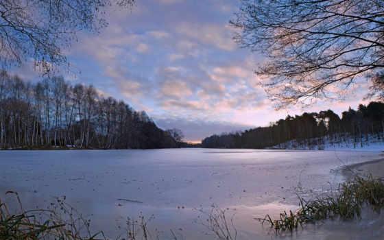 winter, дек, природа