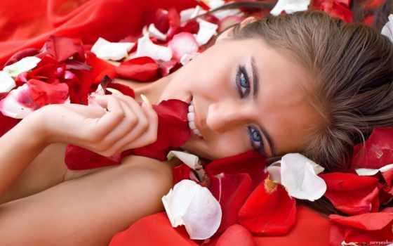 роз, petals, руб, girls, лепестках, розы, купить,