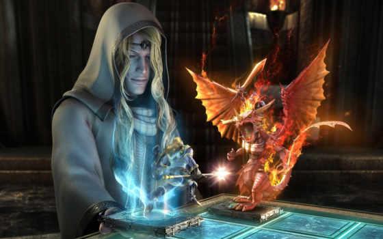fantasy, магия, эзотерика