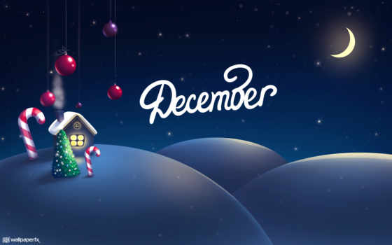 декабрь, month