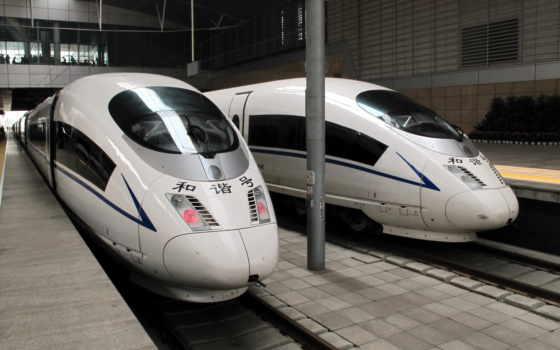 crh, china, railways, file, железный, скорость, high,