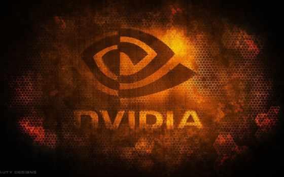 nvidia, logo
