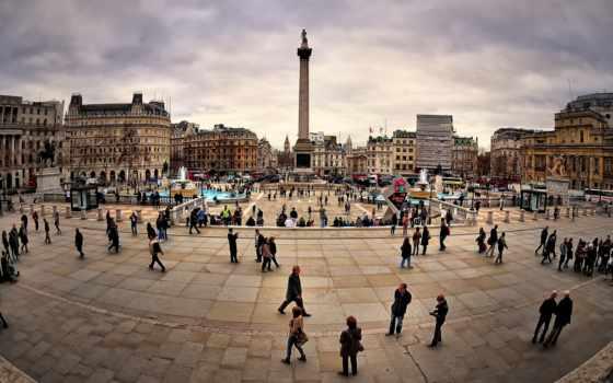 площадь, трафальгарская, square, trafalgar, london, глаз, лондона, прага, vision, fish,