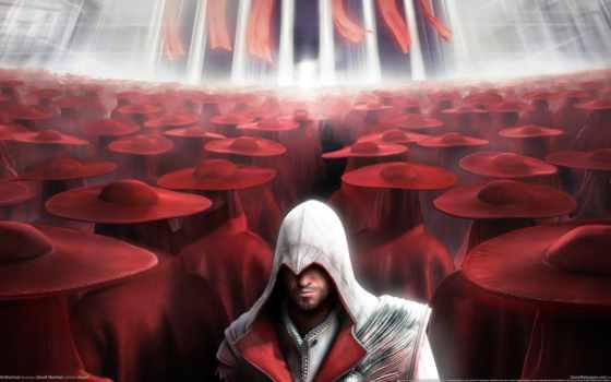 creed, brotherhood, assassin