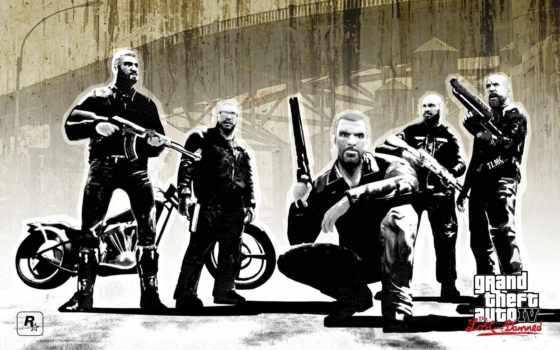 байкеры, авто, grand, theft, gang, байкеров, biker, lost, gta,